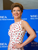 Norah O'Donnell arrives for the 2016 White House Correspondents Association Annual Dinner at the Washington Hilton Hotel on Saturday, April 30, 2016.<br /> Credit: Ron Sachs / CNP<br /> (RESTRICTION: NO New York or New Jersey Newspapers or newspapers within a 75 mile radius of New York City)