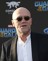 HOLLYWOOD, CA - April 19: Michael Rooker, At Premiere Of Disney And Marvel's &quot;Guardians Of The Galaxy Vol. 2&quot; At The Dolby Theatre  In California on April 19, 2017. <br /> CAP/MPI/FS<br /> &copy;FS/MPI/Capital Pictures