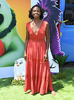 """10 August 2019 - Westwood, California - Adina Porter. Sony's """"The Angry Birds Movie 2"""" Los Angeles Premiere held at Regency Village Theater.   <br /> CAP/ADM/BT<br /> ©BT/ADM/Capital Pictures"""