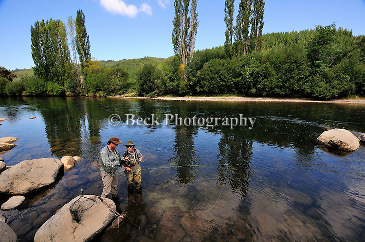 Fly Fishing the South Island of New Zealand