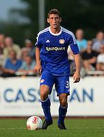 Fussball 1. Bundesliga:  Saison  Vorbereitung 2012/2013     Testspiel: Bayer 04 Leverkusen - FC Augsburg  25.07.2012 Stefan Reinartz (Bayer 04 Leverkusen)