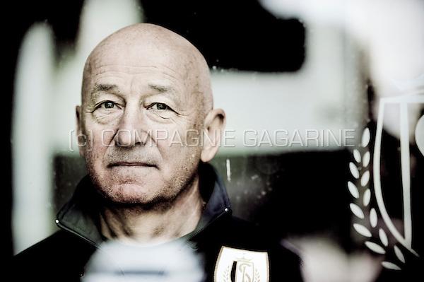 Serbian football manager and former player Slavoljub Muslin (Belgium, 09/07/2015)