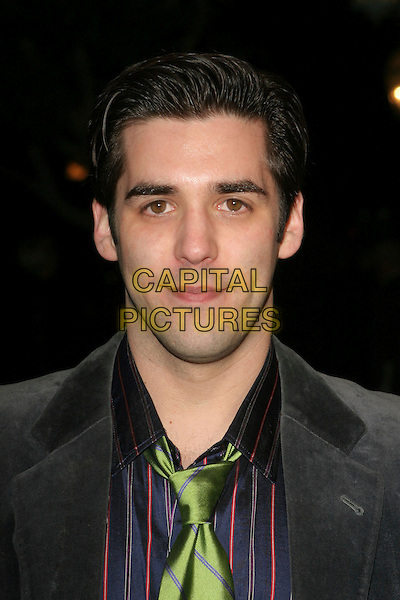 JORDAN BRIDGES.NBC 2006 TCA Winter Press Tour Party - Arrivals held at the Ritz Carlton,Pasadena, California..January 22nd, 2006.Photo: Zach Lipp/AdMedia/Capital Pictures.Ref: ZL/ADM.headshot portrait .www.capitalpictures.com.sales@capitalpictures.com.© Capital Pictures.
