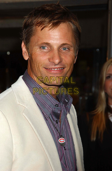"VIGGO MORTENSEN.""A History Of Violence"" Premiere at the Roy Thompson Hall during the 2005 Toronto Film Festival, Toronto, Canada..September 10h, 2005.Photo Credit: Laura Farr/Admedia.headshot portrait .www.capitalpictures.com.sales@capitalpictures.com.© Capital Pictures."
