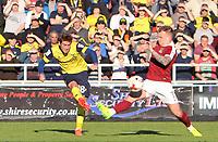 Northampton Town v Oxford United - 25.03.2017