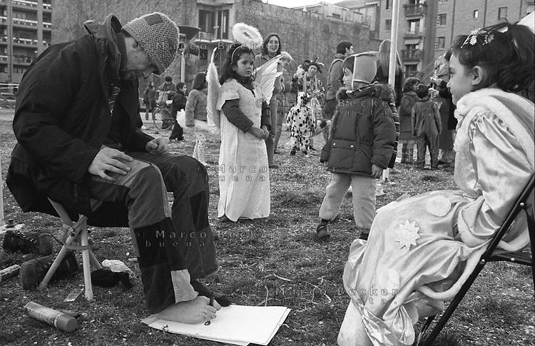 Milano Clown Festival, Festival Internazionale sul Nuovo Clown e Teatro di Strada --- Milano Clown Festival, International Clown and Street Theatre Festival