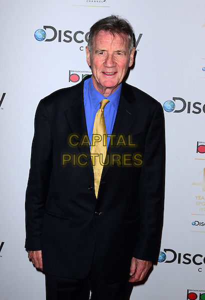 LONDON, ENGLAND - MARCH 28: Michael Palin attends the Broadcasting Press Guild Awards sponsored by The Discovery Channel at Theatre Royal on March 28, 2014 in London, England.<br /> CAP/JOR<br /> &copy;Nils Jorgensen/Capital Pictures