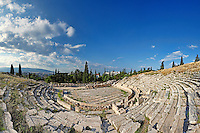 The Theatre of Dionysos (338  B.C.), Greece