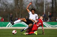 25.03.2017: U19 Deutschland vs. Serbien
