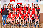 The St Marys team that played TK Bobcats in the u14 Girls final on Monday