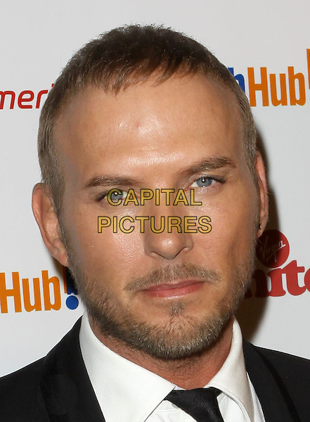 "MATT GOSS .attending ""Rock The Kasbah"" held At Vibiana,  Los Angeles, California, USA, 26th October 2009..portrait headshot beard facial hair black tie white shirt .CAP/ADM/KB.©Kevan Brooks/Admedia/Capital Pictures"