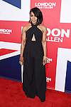 HOLLYWOOD, CA - MARCH 01: Actress Angela Bassett attends the premiere of Focus Features' 'London Has Fallen' held at ArcLight Cinemas Cinerama Dome on March 1, 2016 in Hollywood, California.