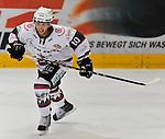 15.10.2010, Eisstadion, Heilbronn, GER, 2.Liga Eishockey, Heilbronner Falken vs Starbulls Rosenheim, im Bild KUNES Timothy (Starbulls #10), Foto © nph / Roth