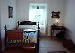 bedroom at Stevenson House