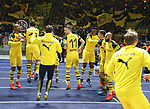16.03.2019, OLympiastadion, Berlin, GER, DFL, 1.FBL, Hertha BSC VS. Borussia Dortmund, <br /> DFL  regulations prohibit any use of photographs as image sequences and/or quasi-video<br /> <br /> im Bild Dortmunder Spieler, Marco Reus (Borussia Dortmund #11)<br /> <br />       <br /> Foto &copy; nordphoto / Engler