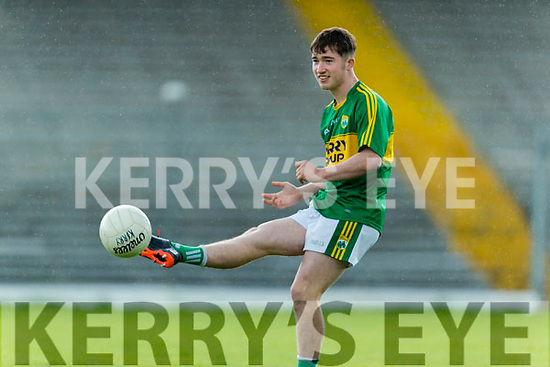 Cathal Ferriter on the Kerry Minor Football panel.