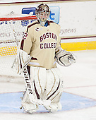 Megan Miller (BC - 32) - The Boston College Eagles defeated the visiting University of Maine Black Bears 10-0 on Saturday, December 1, 2012, at Kelley Rink in Conte Forum in Chestnut Hill, Massachusetts.