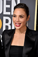 Gal Gadot at the 75th Annual Golden Globe Awards at the Beverly Hilton Hotel, Beverly Hills, USA 07 Jan. 2018<br /> Picture: Paul Smith/Featureflash/SilverHub 0208 004 5359 sales@silverhubmedia.com