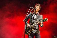 Arctic Monkeys - Hurricane 2013