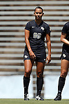 21 August 2016: Central Florida's Carol Rodrigues (BRA). The Duke University Blue Devils played the University of Central Florida Knights in a 2016 NCAA Division I Women's Soccer match. Duke won the game 3-1.