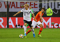 Julian Brandt (Deutschland Germany) - 06.09.2019: Deutschland vs. Niederlande, Volksparkstadion Hamburg, EM-Qualifikation DISCLAIMER: DFB regulations prohibit any use of photographs as image sequences and/or quasi-video.