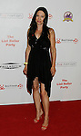 HOLLYWOOD, CA. - October 03: Sarah Brown arrives at the Best Friends Animal Society's 2009 Lint Roller Party at the Hollywood Palladium on October 3, 2009 in Hollywood, California.
