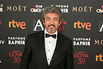 Ricardo Darin attends 30th Goya Awards red carpet in Madrid, Spain. February 06, 2016. (ALTERPHOTOS/Victor Blanco)