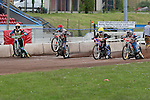 KENT CTA FIRE KINGS v BUXTON HITMEN<br /> NATIONAL TROPHY<br /> MONDAY 10TH JUNE 2013<br /> HEAT ONE