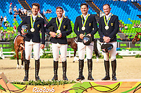 01-EVENTING: 2016 Rio Olympic Games