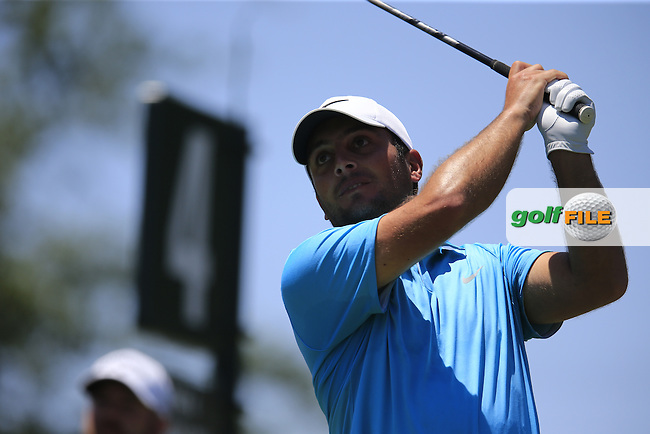 Francesco Molinari (ITA) during round 3 of the Players, TPC Sawgrass, Championship Way, Ponte Vedra Beach, FL 32082, USA. 14/05/2016.<br /> Picture: Golffile   Fran Caffrey<br /> <br /> <br /> All photo usage must carry mandatory copyright credit (&copy; Golffile   Fran Caffrey)