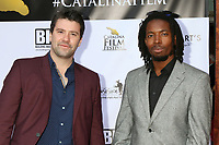 LOS ANGELES - SEP 28:  Brian Schodorf, Marcus Wilson at the 2019 Catalina Film Festival - Saturday at the Catalina Bay on September 28, 2019 in Avalon, CA