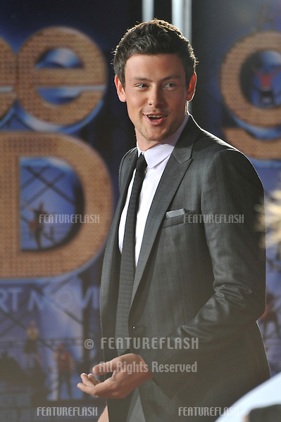 "Cory Monteith at the world premiere of ""Glee The 3D Concert Movie"" at the Regency Village Theatre, Westwood..August 6, 2011  Los Angeles, CA.Picture: Paul Smith / Featureflash"