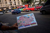 HAVANA, CUBA - SEPTEMBER 09: Cubans XXXXX on 9th of September, 2015 in Havana, Cuba. <br /> <br /> Daniel Berehulak for The New York Times