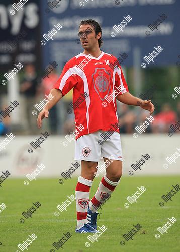 2010-07-31 / Voetbal / seizoen 2010-2011 / R. Antwerp FC / Stavros Glouftsis..Foto: mpics