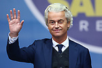 European Elections Far Right leaders Rally in Milano, Italy on May 18, 2019; Geert Wilders (Nertherlands)