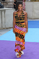 Clara Amfo at the Royal Academy Of Arts Summer Exhibition Preview Party 2019, at the Royal Academy, Piccadilly, London on June 4th 2019<br /> CAP/ROS<br /> ©ROS/Capital Pictures
