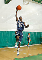 April 9, 2011 - Hampton, VA. USA;  Jabari Bird participates in the 2011 Elite Youth Basketball League at the Boo Williams Sports Complex. Photo/Andrew Shurtleff
