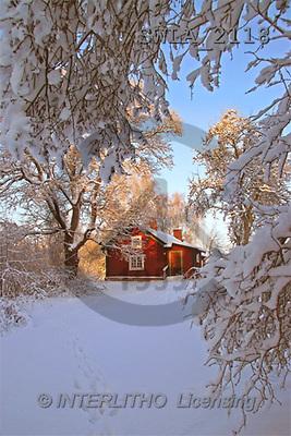 Carl, CHRISTMAS LANDSCAPE, photos(SWLA2118,#XL#) Landschaften, Weihnachten, paisajes, Navidad