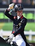 15/08/2016 - Freestyle Dressage - Deodoro Equestrian Centre - Rio de Janeiro - Brazil