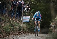 Kevin Pauwels (BEL/Marlux Napoleon Games)<br /> <br /> Koppenbergcross Belgium 2018