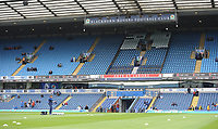 A general view of Ewood Park, home of Blackburn Rovers FC<br /> <br /> Photographer Kevin Barnes/CameraSport<br /> <br /> The EFL Sky Bet Championship - Blackburn Rovers v Swansea City - Sunday 5th May 2019 - Ewood Park - Blackburn<br /> <br /> World Copyright © 2019 CameraSport. All rights reserved. 43 Linden Ave. Countesthorpe. Leicester. England. LE8 5PG - Tel: +44 (0) 116 277 4147 - admin@camerasport.com - www.camerasport.com