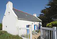 Europe/France/Bretagne/56/Morbihan/Belle-Ile/ Donnant : La maison d'Arletty