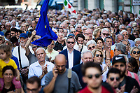 "01.06.2018 - Democratic Party (PD) National Mobilization in Rome: ""Viva l'Italia!"""