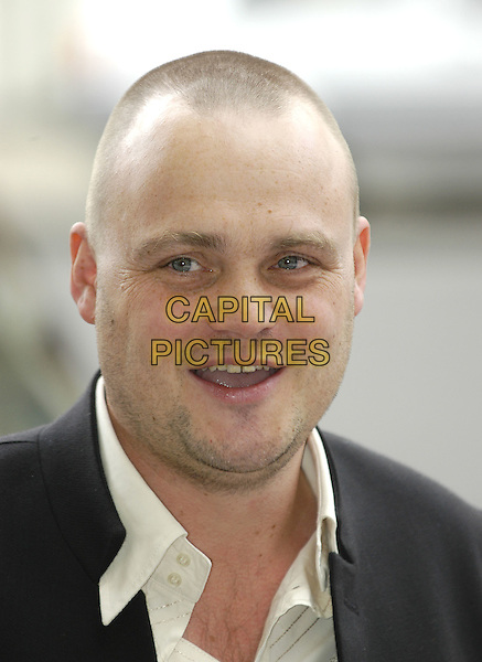 AL MURRAY.Arrivals at the Capital FM Awards 2005, held in aid of the charity Help a Child at the Royal Lancaster Hotel, London, March 23rd 2005..portrait headshot.Ref: PL.www.capitalpictures.com.sales@capitalpictures.com.©Capital Pictures