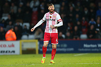 Jack King of Stevenage during Stevenage vs Notts County, Sky Bet EFL League 2 Football at the Lamex Stadium on 11th November 2017