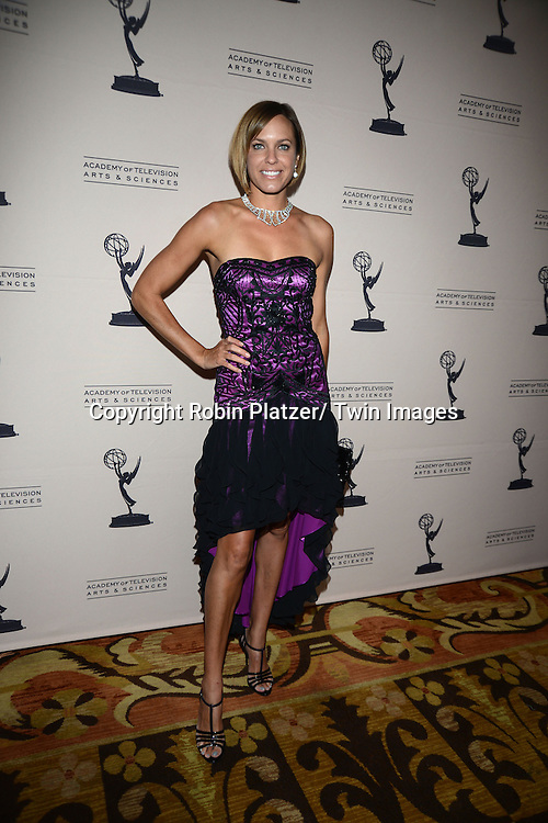 Arianne Zucker attends the Academy Of Television Arts & Science Daytime Programming  Peer Group Celebration for the 40th Annual Daytime Emmy Awards Nominees party on June 13, 2013 at the Montage Beverly Hills in Beverly Hills, California.