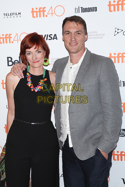Toronto, Canada - September 13: Robert Budreau  attends the 'Born To Be Blue' premiere at the 2015 Toronto International Film Festival on September 13, 2015 in Toronto, Canada.<br /> CAP/MPI/COR<br /> &copy;COR/MPI/Capital Pictures