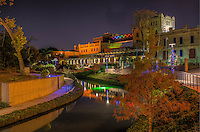 San Antonio at Christmas