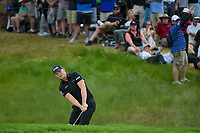 Matthew Wallace (ENG) chips on to 5 during round 4 of the 2019 PGA Championship, Bethpage Black Golf Course, New York, New York,  USA. 5/19/2019.<br /> Picture: Golffile | Ken Murray<br /> <br /> <br /> All photo usage must carry mandatory copyright credit (© Golffile | Ken Murray)