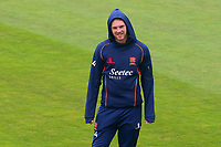 Jamie Porter of Essex during Yorkshire CCC vs Essex CCC, Specsavers County Championship Division 1 Cricket at Emerald Headingley Cricket Ground on 15th April 2018